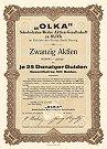 OLKA Schokoladenwerke AG zu Oliva