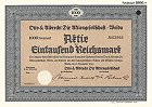 Otto & Albrecht Dix Aktiengesellschaft