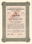 Brauerei und Malzfabrik Gebrüder Voerkelius AG