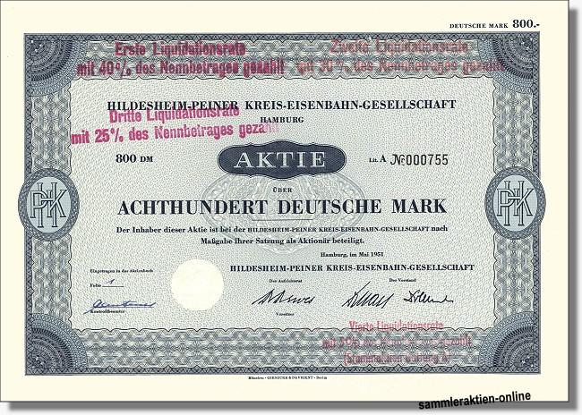 Hildesheim-Peiner Kreis-Eisenbahn-Gesellschaft
