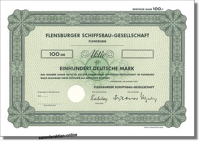Flensburger Schiffsbau-Gesellschaft