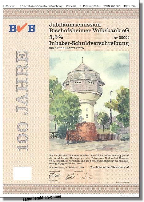 Bischofsheimer Volksbank eG