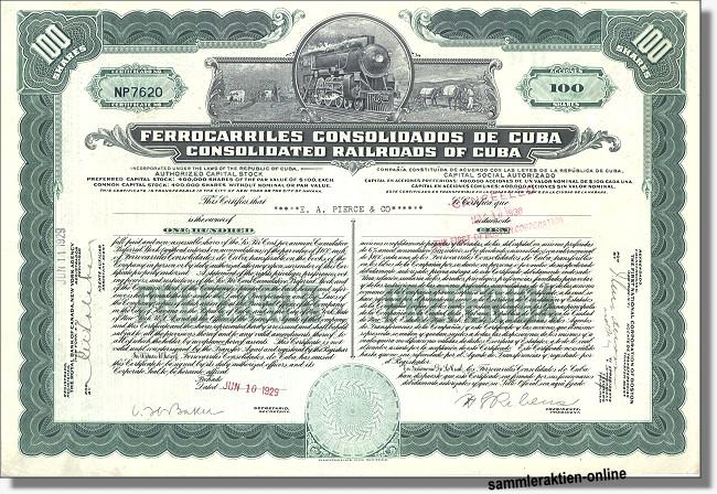 Ferrocarriles Consolidados de Cuba