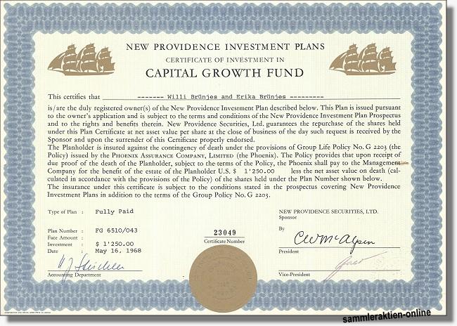 Capital Growth Fund