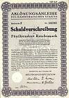 Hamburg - Staatsanleihe