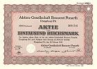 Aktien-Gesellschaft Brauerei Ponarth