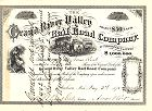 Grand River Valley Rail Road Company