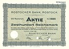 Rostocker Bank - Mecklenburger Bank