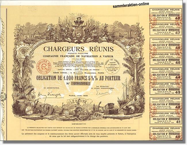 Chargeurs Réunis S.E.