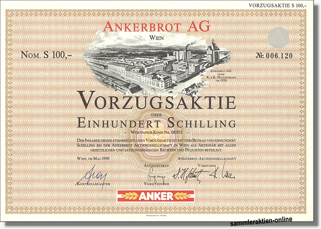 Ankerbrot AG