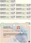 Druck - Papier USA+International