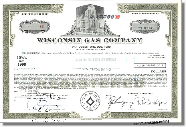 Wisconsin Gas Company
