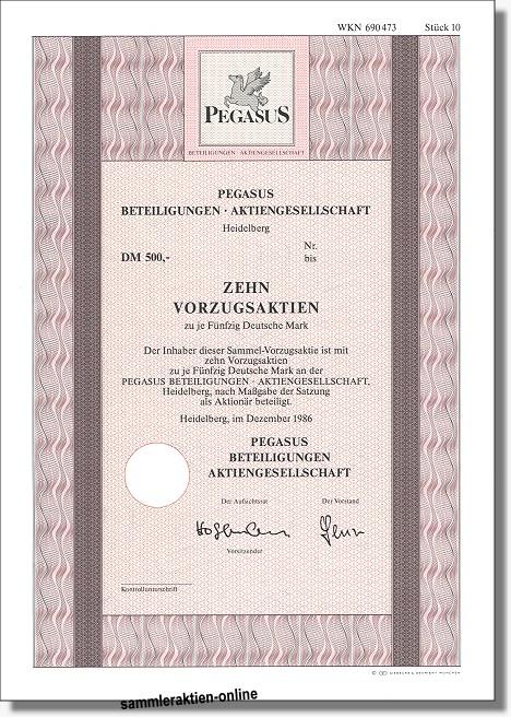 Pegasus Beteiligungen AG