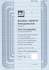 Scheu + Wirth Aktiengesellschaft