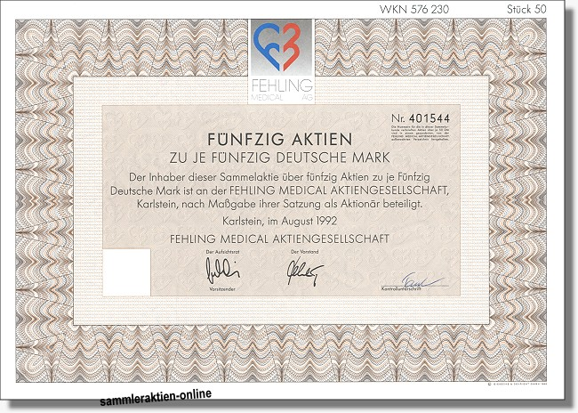Fehling Medical AG