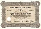 Creditanstalt Bankverein, Wien