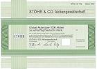 Stöhr & Co. Aktiengesellschaft