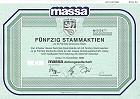 Massa Aktiengesellschaft - Metro AG