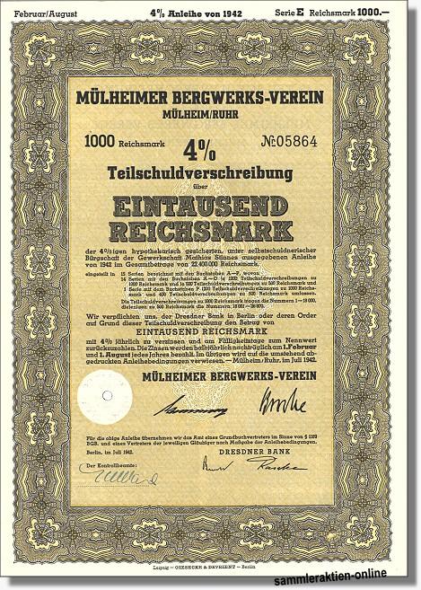 Mülheimer Bergwerks-Verein