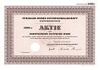 Pfaudler Werke AG Aktie
