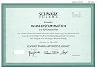 Schwarz Pharma Aktiengesellschaft