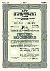 Aktiengesellschaft Sächsische Werke - ASW