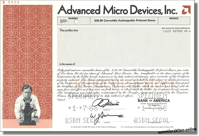 Advanced Micro Devices, Inc. - AMD