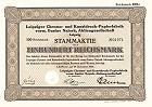 Leipziger Chromo- und Kunstdruck-Papierfabrik vorm. Gustav Najork, AG