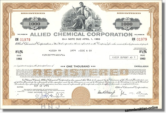 Allied Chemical Corporation
