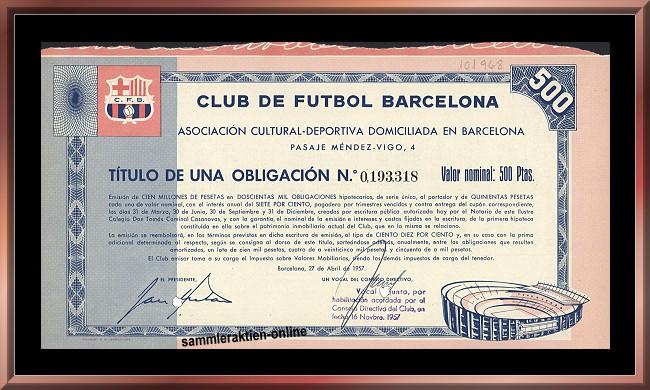 Club de Futbol Barcelona