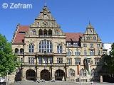 Alte Aktien und historische Wertpapiere aus Bielefeld