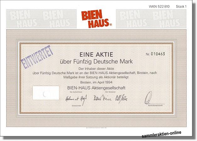 Bien Haus AG