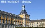 Historische Wertpapiere, alte antike Aktien, echte Sammleraktien und gedruckte Schmuckaktien aus Bonn