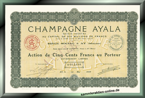 Champagne Ayala