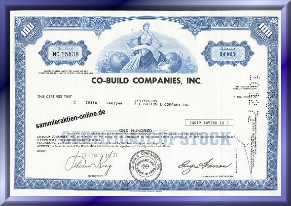 Co-Build Companies Inc.