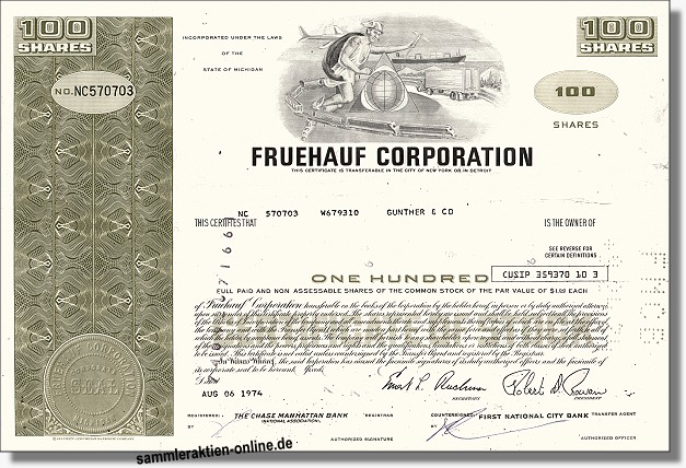 Fruehauf Corporation