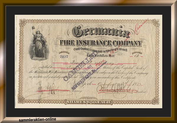 Germania Fire Insurance Company