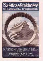 Werbung von 1916