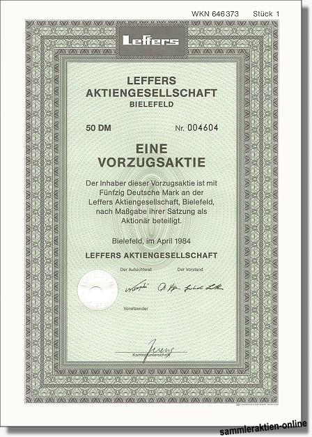 Leffers AG