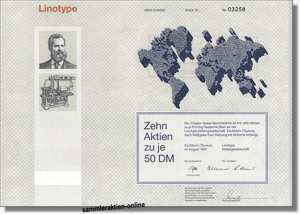 Linotype AG