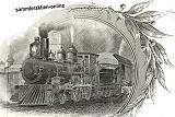 Super Sammlung echte Eisenbahnaktien - 10 verschiedene Zertifikate