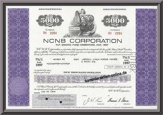 NCNB Corporation