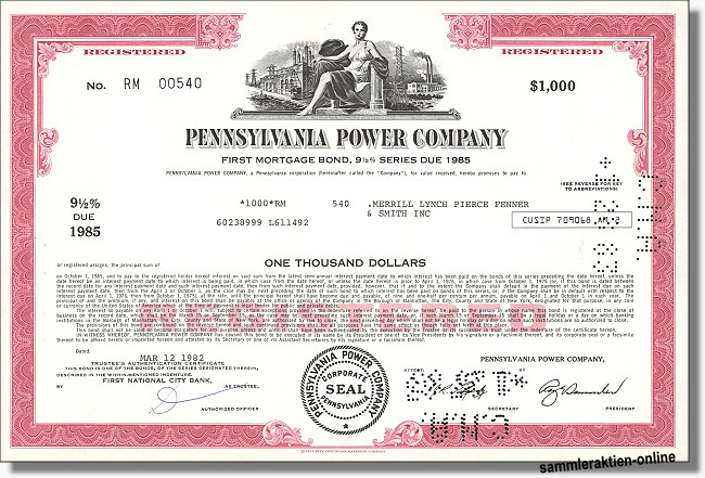 Pennsylvania Power Company