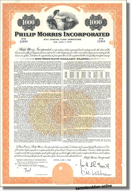 Philip Morris Incorporated