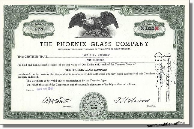 Phoenix Glass Company