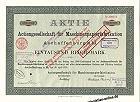 AG für Maschinenpapierfabrikation (PWA)