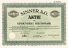 Sinner AG
