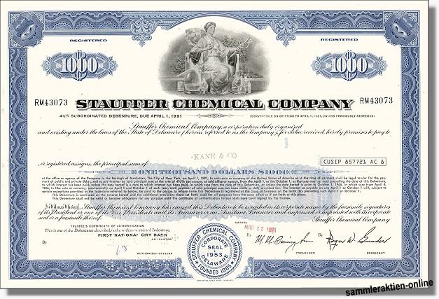 Stauffer Chemical Company
