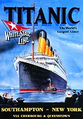 IMM Titanic - Originale alte Aktie der legendären International Mercantile Marine