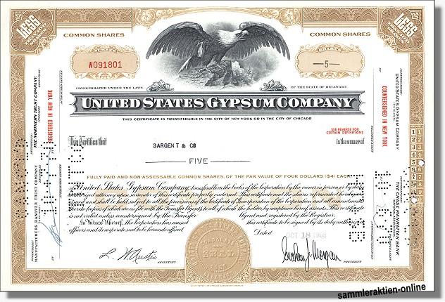 United States Gypsum Company